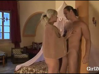 nice blondes fucking, style clip, check blowjob