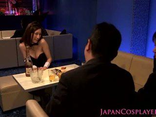 ideaal japanse scène, heet fantasie, hq cosplay porno