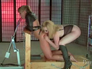 Irony's House of Pain - the Punishment of Trisha: Porn c3