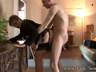 Lady Sonia - Pounded Hard In Nottingham