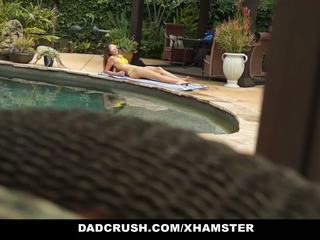 Dadcrush - Hot Daughter Oiled up & Fucked: Free HD Porn 4a