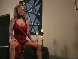 Can Janine lindemulder threesome