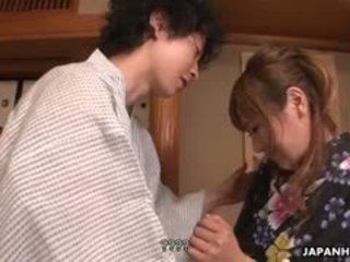 Eri Hoshikawa Is Ready For Some Hot Sex Action With Two