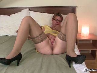 My Gf's Mature Mom is Horny Bitch, Free Porn 5c