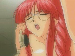 Miskin anime hamba kanak-kanak perempuan didera