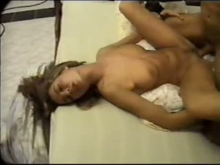 kwaliteit brunette seks, vaginale sex, cum shot video-