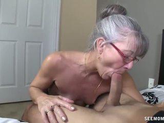 meest oraal video-, nominale bril kanaal, controleren cock sucking