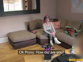 FakeAgentUK - Proxy Paige