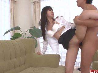 Complete Threesome in Rough Modes for Kotomi Asakura...