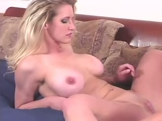 Anal with blonde Ryan Connors
