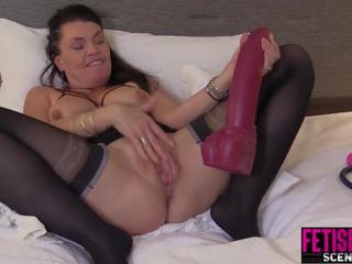 Tabby Tender Fucks Big Toys and Pussy Pump: Free HD Porn bc
