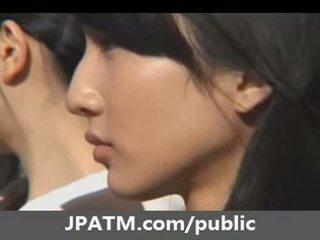 Japanisch öffentlich sex heiß japanisch dolls exposing nackt movie20