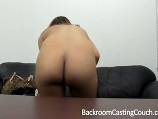 Blaxican assfuck og anal creampie casting