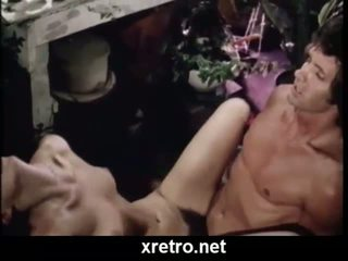 Retro porno film cu lots de paros pasarica