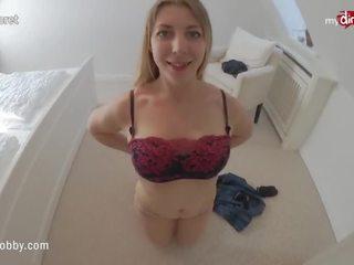 Mydirtyhobby - Sexy Blonde Fucks the Neighbour!