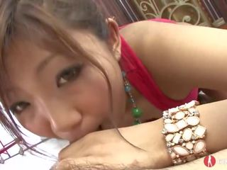 Young Japanese Makes Small Cock Cum in Her Mouth: Porn d9