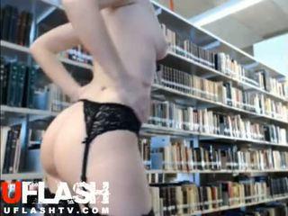 webcam, meisje porno, knipperende