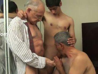 homosexuell, alt, anal