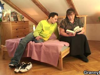 gratis grannies actie, matures video-, u oude + young porno