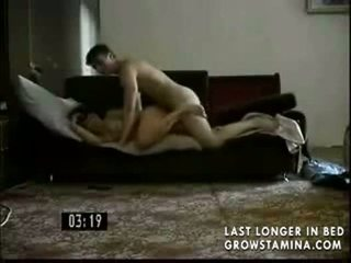 Russian mature mother and son sex