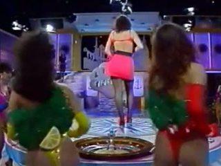 Italian Tv Show - Tutti Frutti - Kandidatin Sabine