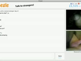 30g Tits On Sexy Omegle Teen