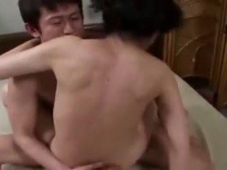 brunetka, seks oralny, japoński, seks z pochwy