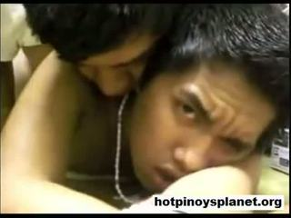 Two pinoy boys having a hot fucking