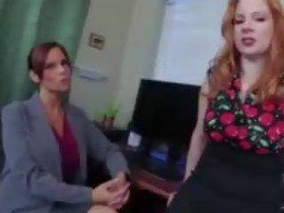 meer neuken, kijken student, redhead video-