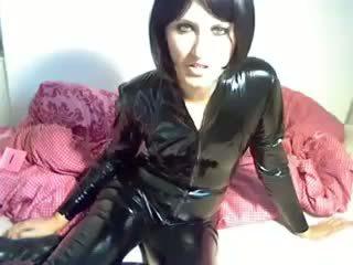 meer kut porno, masturbatie klem, controleren latex gepost