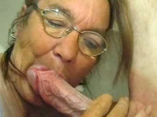 більш оральний, бабуся, великий окуляри