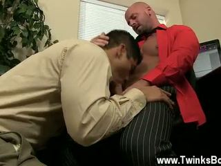 My Horrible Gay Boss, Scene