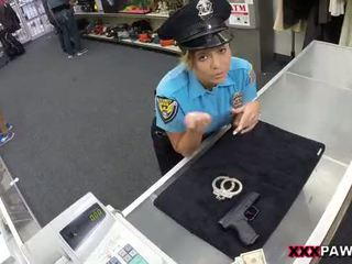 [XXXPawn] - Fucking Ms. Police Officer