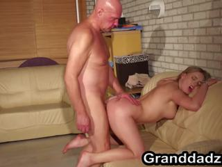 Tempting Teen Danielle Soul Fucks Old Guy Hugo: HD Porn 6f