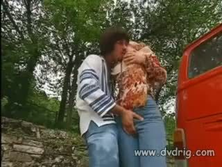 Hippie Girl Luna Lombardi Finds Equally Hippie Boy To Screw Her When Her Minibus Breaks Down By The Roadside Boobs Mature Anal by moviechicks