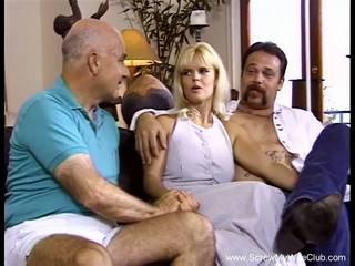 pijpen scène, gratis trio kanaal, alle anaal neuken