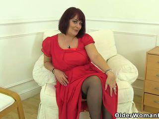 free british mov, great grannies, matures clip