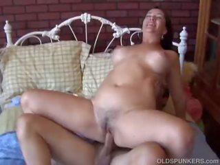 cougar porn, old, online older clip
