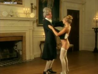 Cheryl Dempsey nude scenes from Fanny Hill