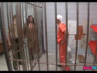 His Last Piece of Pussy in Prison, Free Porn 2d