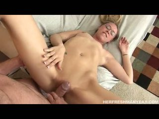Hot Freshman Babe Anna Stevens Receives Fucked On Her Twat The Way She Wanted