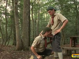 Gay scouts loves polla y anal joder