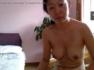 Sexy číňan manželka na skype 2, volný sexy manželka porno video 84