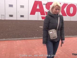 Takevan - Stolen Car Help get Stupid Blonde to Van &...