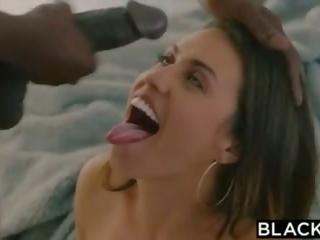 brunett, big dick, doggy