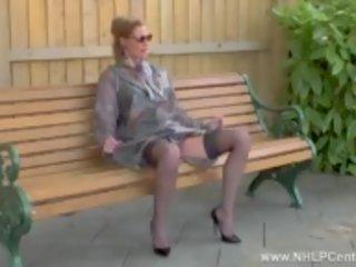 online pervers video-, kwaliteit hakken, meest lingerie film