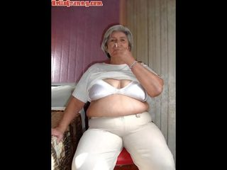 check granny posted, real compilation vid, real female action