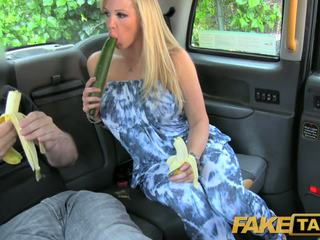 FakeTaxi Hard anal fucking for free taxi ride