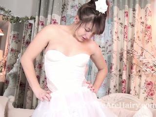 Rosie ann undresses aus ballerina outfit bis spielen