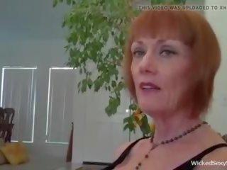 meer pijpen, cumshots video-, grootmoeder